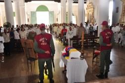 Reposará al lado de monseñor Francisco de Guruceaga/Foto: Antonio Domínguez