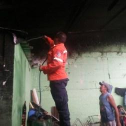 incendio en San Cristobal, edo Tachira