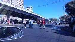 Familiares de Veronika Corona protestaron exigiendo alguna reacción