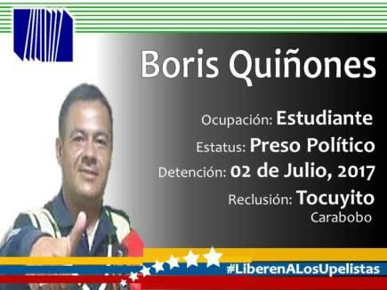 Boris Quiñones
