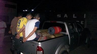 En Táchira detienen 6 personas por robo de gas de la planta de llenado