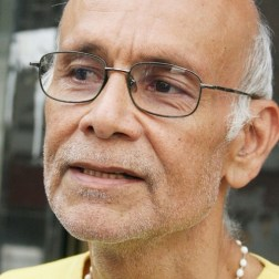 Jesús Quintero, habitante de Trujillo se queja por la falta de efectivo