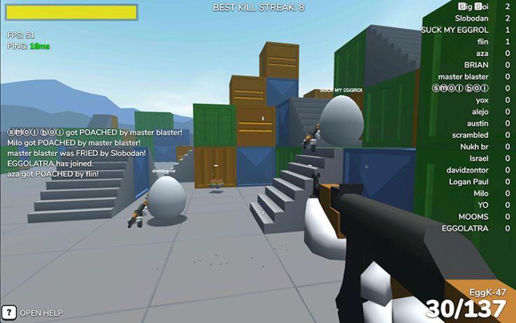 Shell Shockers El Multijugador Que Arrasa En La Web