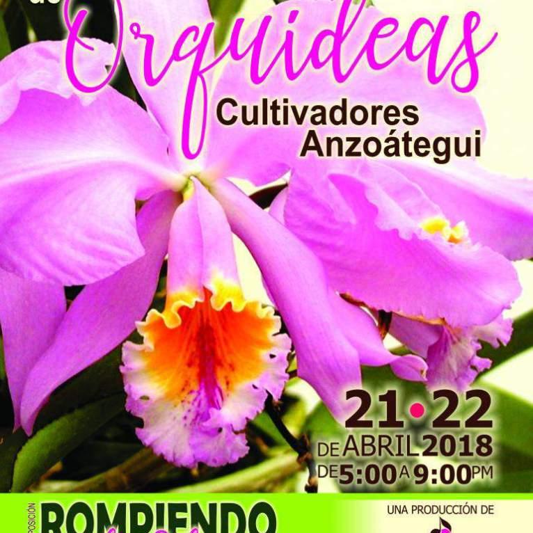 Afiche Orquídeas (1)
