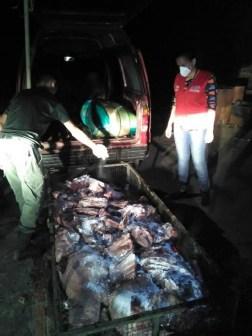 En frontera de Tachira hallan carne en alto grado de descomposición que sería llevada a Colombia