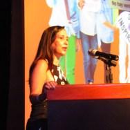 La directora de Ashoka Venezuela, Sybil Caballero, habló sobre sus labores, enfocadas en la Educación Transformadora / Foto: Albermary Aponte