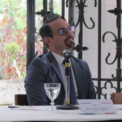 Embajador de Francia, Romain Nadal