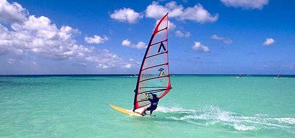 Playa El Yaque/ Foto: Referencial