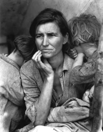 Dorothea Lange, fotógrafa documentalista