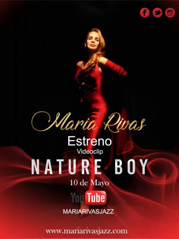 """María Rivas estrena """"Nature Boy"""""""