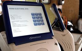 cne hace simulacro electoral antes del veinte de mayo foto avn