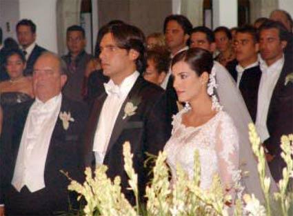 Gaby espino fotos de su boda 61