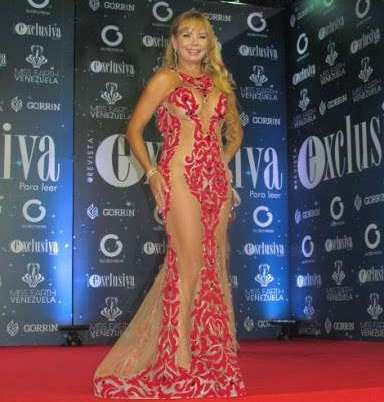 alfombra miss earth