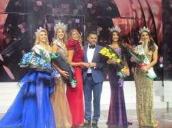 Cuadro final del Miss Earth Venezuela 2018/ Foto: Laura Martínez