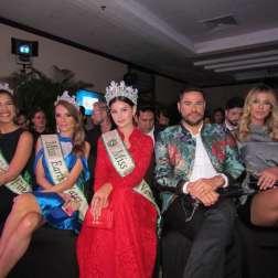 Junta directiva del Miss Earth Venezuela/ Foto: Laura Martínez