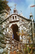 Capilla del Filo del Tisure, 1991