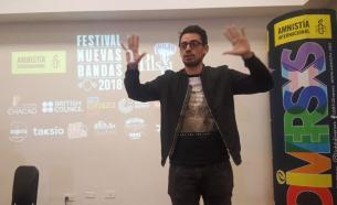 Manuel Ángel Redondo, jurado de Nuevas Bandas
