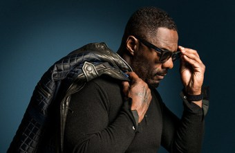 Idris Elba x Superdry collaboration