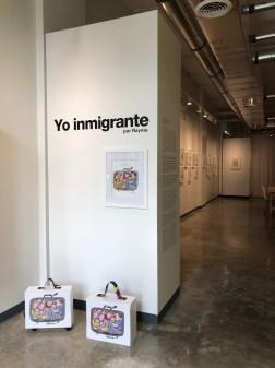 """""""Yo inmigrante""""/ Foto: Cortesía"""