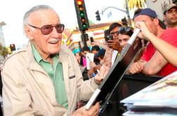 Stan Lee, Presidente Emérito de Marvel.