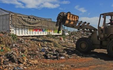 Más de 8 mil tneladas de basura se han recogido