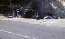 Foto: Lysaura Fuentes Lugar donde ocurrió el hecho