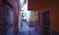 Foto: Lysaura Fuentes Casa donde vivía la víctima