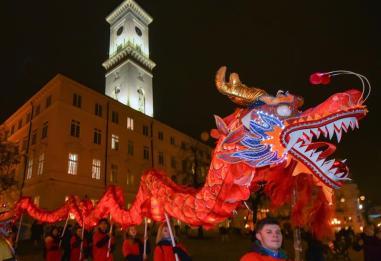 Año Nuevo Chino/ Foto: EFE