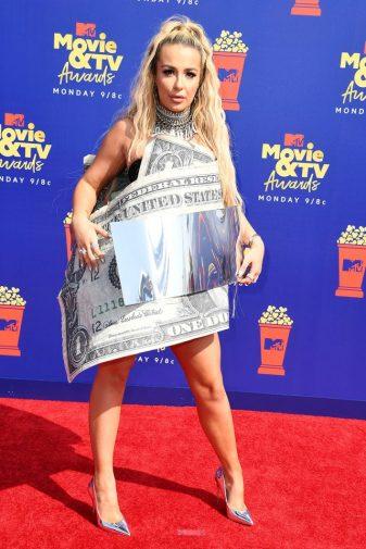 Tana Mongeau MTV