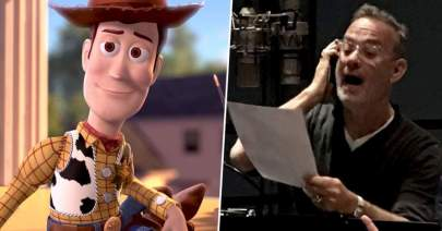 Tom Hanks presta su voz a Woody en Toy Story 4