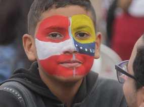 Venezolanos en Peru