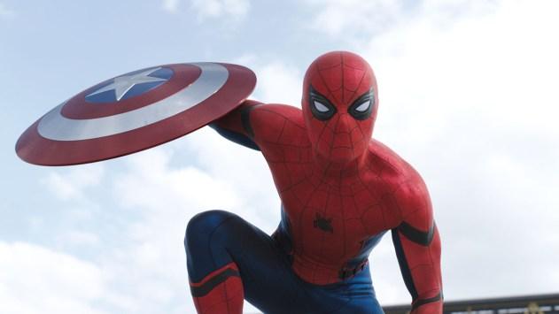 El Hombre Araña en Avangers Infinity War