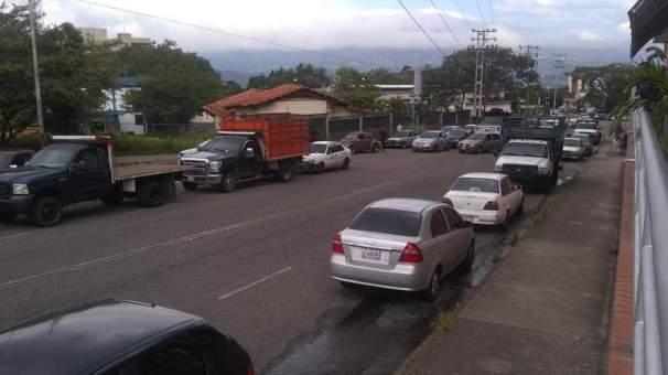 tachira, gasolina, estaciones de servicio, venezuela, servicios públicos, crisis, pulso regional