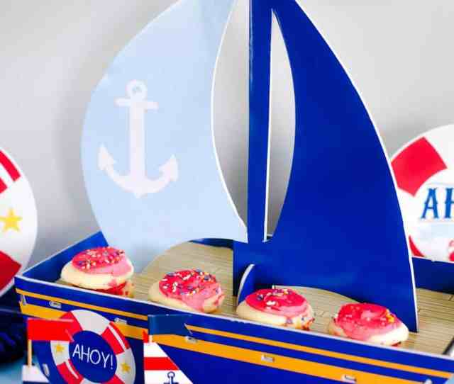 How To Host An Adorable Nautical Baby Shower
