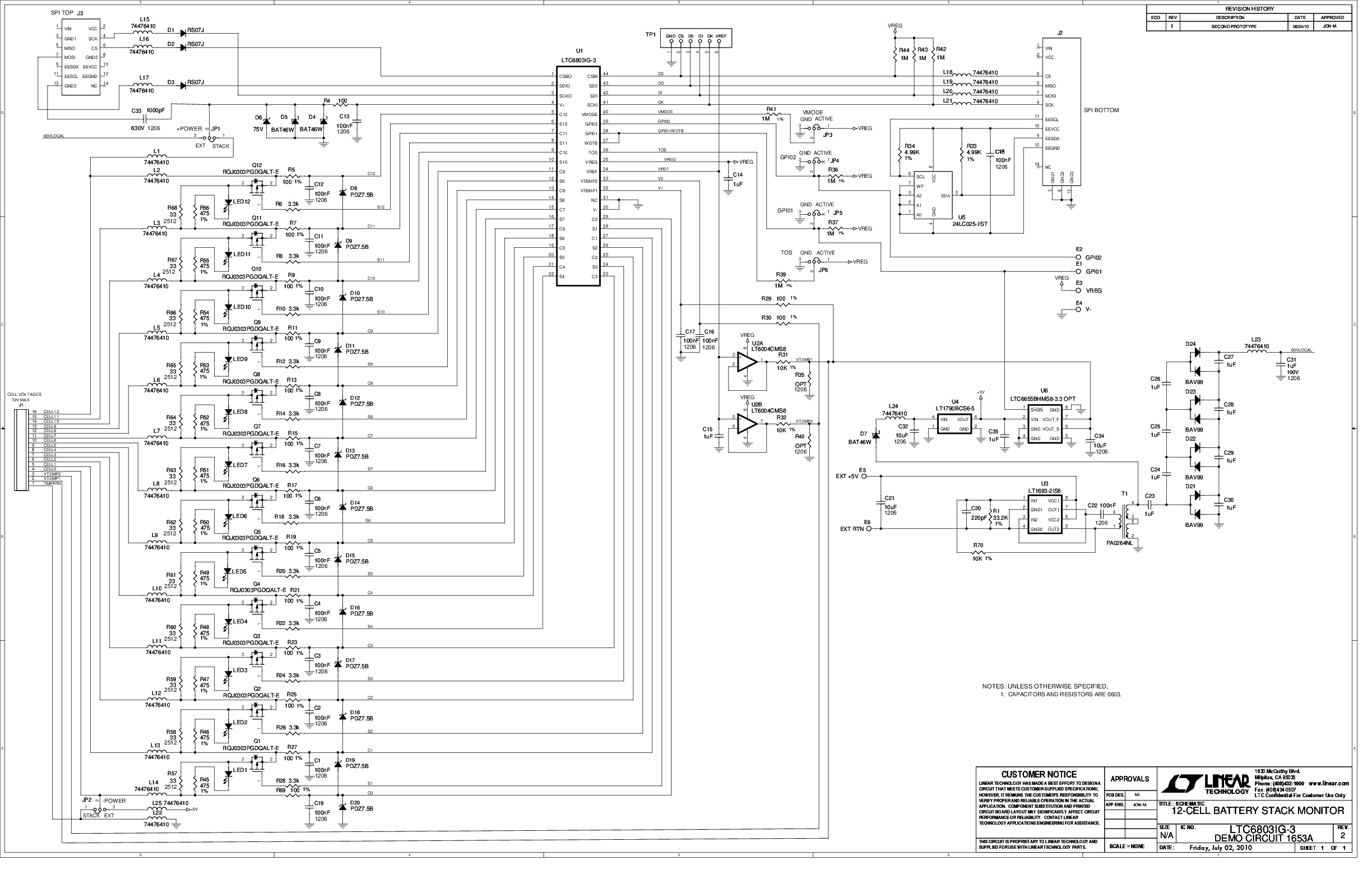 Ltc 1 Ltc 3 Datasheet And Product Info