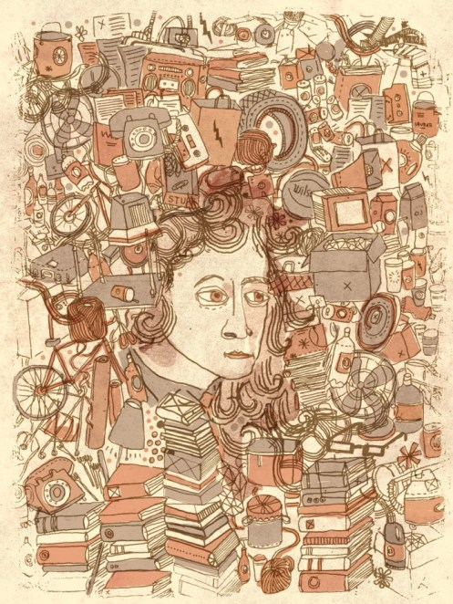 Ilustración de James Gulliver Hancock.