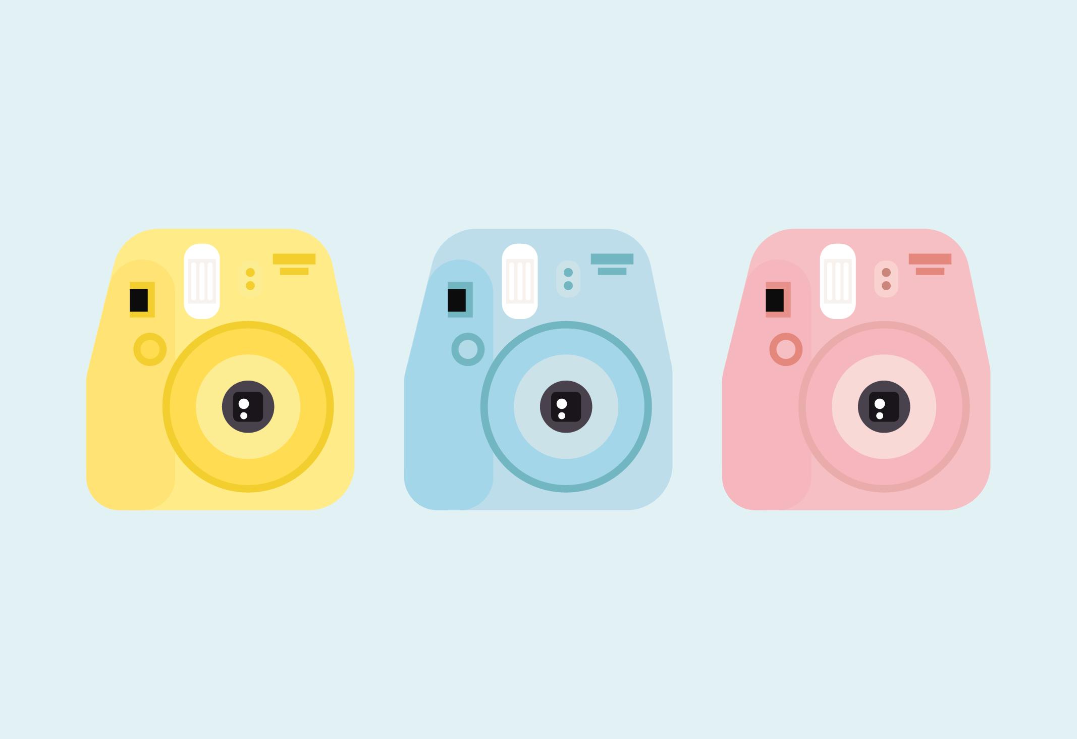 16ae1e5c6b A la vuelta de las vacaciones os intentamos solucionar unas preguntas que  nos habéis consultado bastante, ¿Qué diferencia hay entre la Polaroid 300 y  la ...