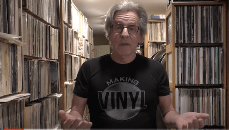 "Nothing Can Stop the Vinyl Resurgence""—AnalogPlanet's Making Vinyl Video  Opener 