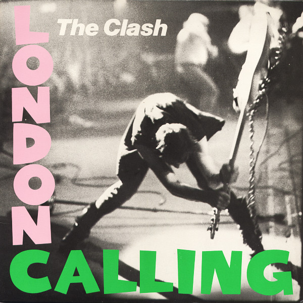 Image result for the clash lp