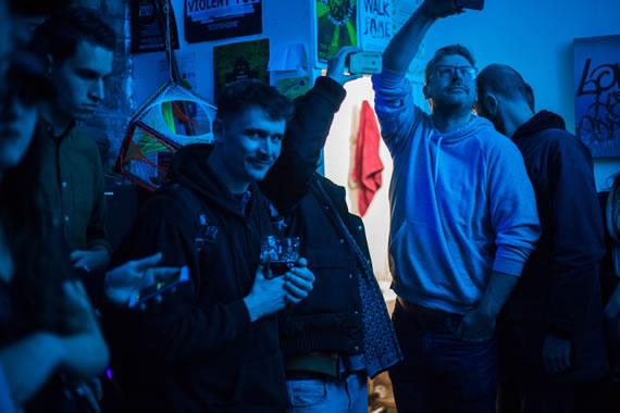 Martin Christie's Music Travels: Stoke-on-Trent EMOM, February 2018