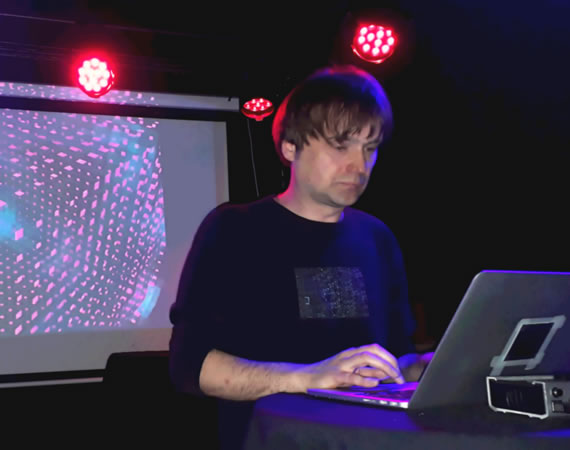 Martin Christie's Music Travels: Live Coding (Part 1)