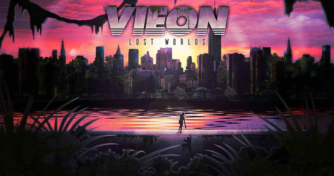 Vieon continue their epic journey with Lost Worlds
