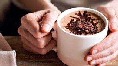 Photo of مشروب الكاكاو بالحليب السائل