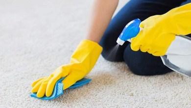 Photo of كيفية تنظيف السجاد بدون غسيله