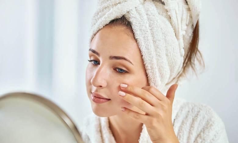 اهم العوامل التى تؤثر على جفاف الوجه