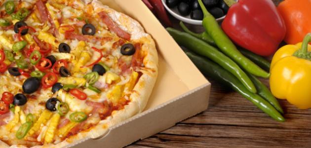 طريقة عمل بيتزا فاهيتا