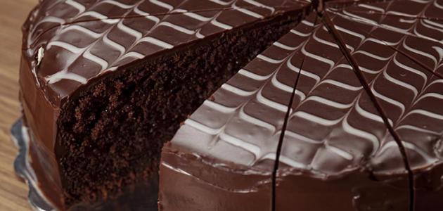 طريقة عمل كيكة الشوكولاتة