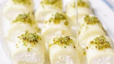 Photo of طريقة عمل حلاوة الجبن الحموية