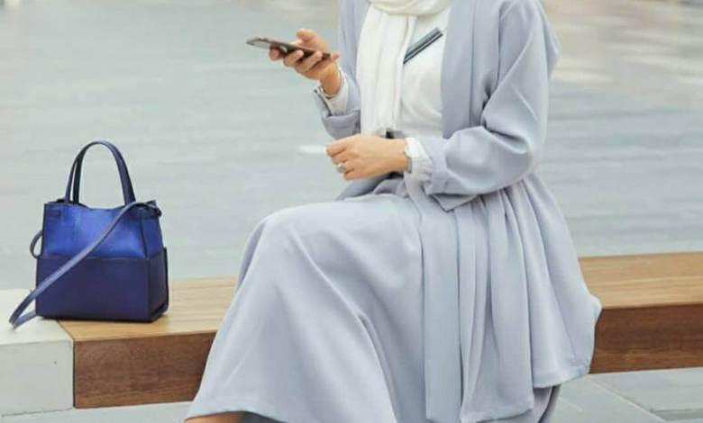 أزياء محجبات كاجوال 2020