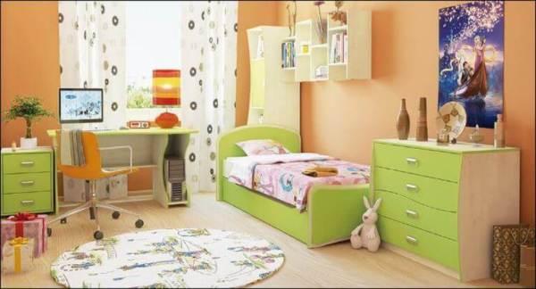 صور أفكار ديكورات غرف نوم أطفال حديثة لعام 2020